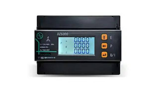 It is used for energy measurements in three-phase electrical power network, which allows connection of additional relay contactors and DIN rail support. Also it support intelligent multi-tenant multi tarrif energy metering & billing system with Rs485 interface, also distribution and energy management solutions.